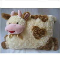 Animal Bantal Snail Cow