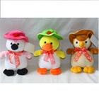 Boneka Animal With Hat 1