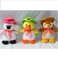 Boneka Animal With Hat 1