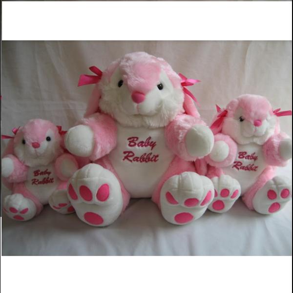 Baby Rabbit Dolls SML
