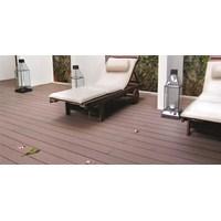 Jual Lantai Outdoor Wpc Decking Tile Splus 2