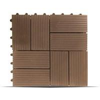 Lantai Outdoor Wpc Decking Tile Splus Murah 5
