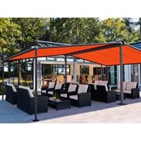 Bahan Kain Tenda Payung Dan Bahan Kain Untuk Furniture ( 100% Solution Dyed Acrylic )
