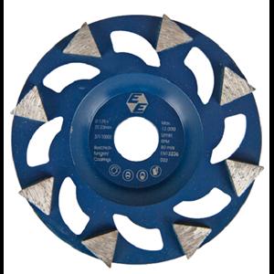 Eibenstock Diamond Grinding Cup Wheel - Rapid-K