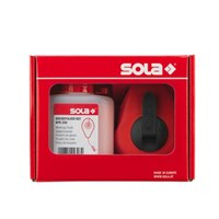 Sola Clk 30 R Chalk Line Reel With Powder 1
