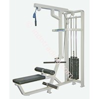 Lat Pull Down + Row
