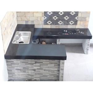 Jual Meja Dapur Granit Harga Murah Palembang Oleh Cv Batu Alam Modern