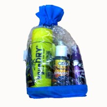 Blue Bag Cleaner Package