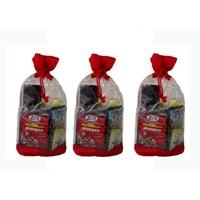 Paket Pembersih Tas Merah