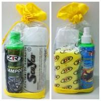 Paket Pembersih Tas Kuning ZR