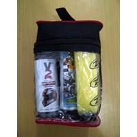 Paket Pembersih Zipper Black mini ZR