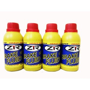Minyak Rem ZR 300ml DOT3 Neutral