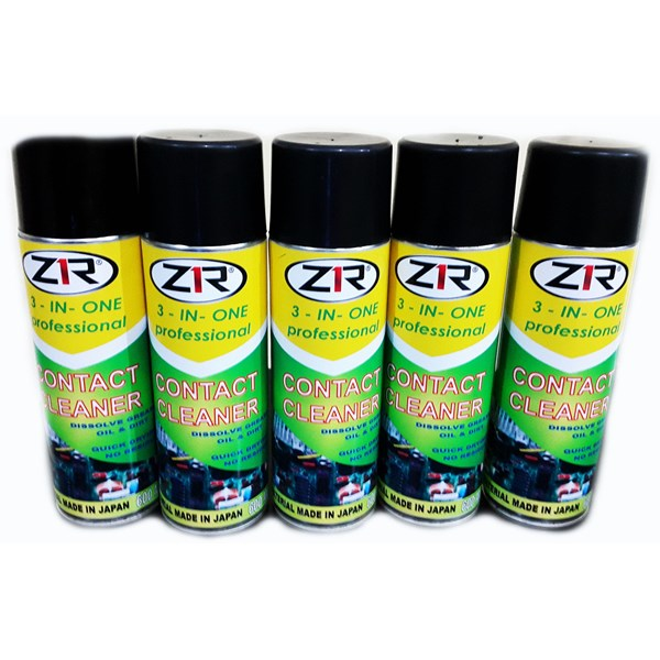 Contact Cleaner ZR 500ml
