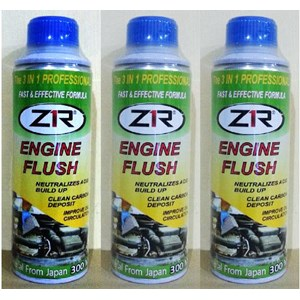 From Engine Flush ZR 300 ml car cleaner  0