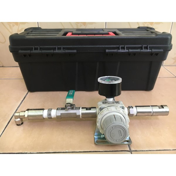 Alat Uji Kualitas Air - SDI Test Kit Manual