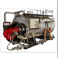 Package Boiler Fire Tube