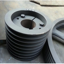 Pulley C8 With QD Bushing