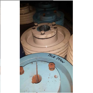 Pulley NBK Teco 75kW