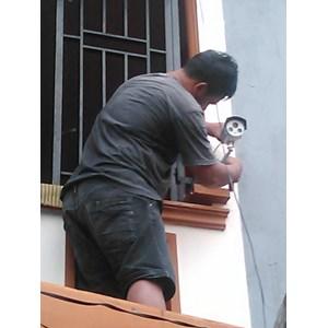 Pemasangan CCTV By Tumbuh Kembang Desa