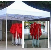 Jual Tenda Rangka Lipat Matic 3 x 3