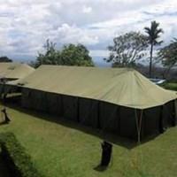 Tenda Pleton TNI 1