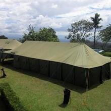 Tenda Pleton TNI