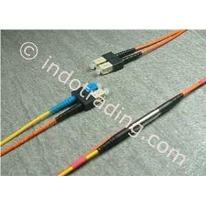 Single-Mode Untuk Kabel Fiber Patch Multimode