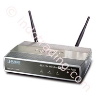 Wireless Range Extender WNAP-1120PE 1