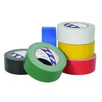 Jual St. Morita - Cloth Tape - Lakban Kain 48 Mm - Navy- Tape Adhesive 2