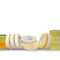 Jual St. Morita - Masking Tape General  24 Mm - Yellow- Tape Adhesive 2