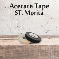 Jual St. Morita - Acetate Tape 24 Mm - White-Tape Adhesive 2