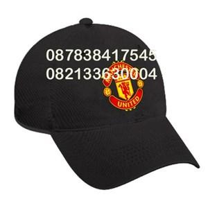 Topi bahan rafel promosi 12