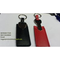 promotional leather USB