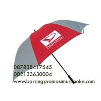 Print screen printing company logo umbrella