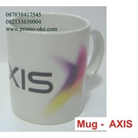 Mug Coating promosi AXIS
