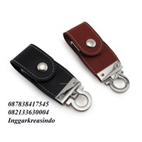 Leather USB promotion