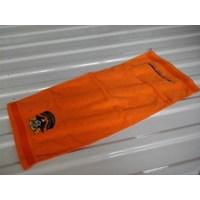 Handuk sport promosi warna orange
