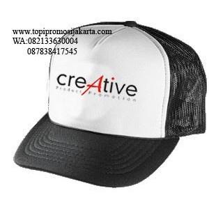 Topi promosi bahan jaring