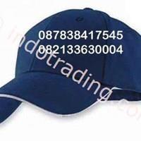 Topi Promosi Bahan Drill 1