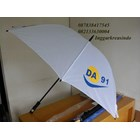 Promotional golf umbrella white 1