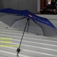 Payung lipat import rangka hitam 1