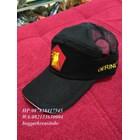 Topi  promosi bahan jaring warna hitam 02 1