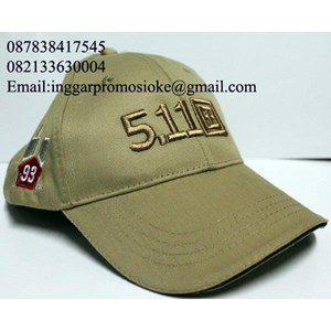 Promotional caps brown