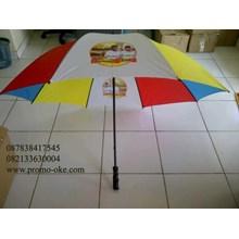 Payung standar promosi