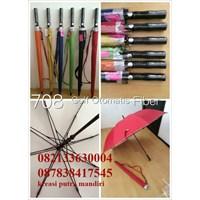 Promotional Umbrellas Golf Fiber Frame 708