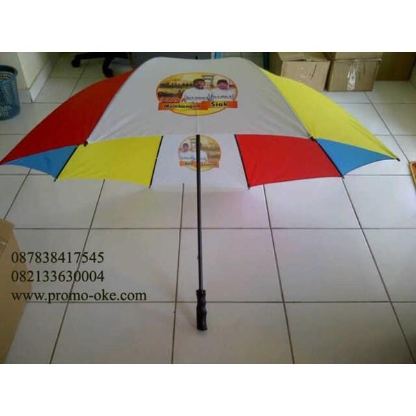 Promotional umbrellas Standart Logo Sparacy