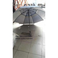 Golf umbrella blue fiber bundles dongker 02