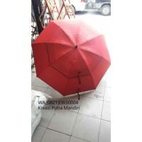 Golf umbrella blue fiber bundles dongker 03