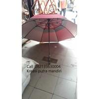 Umbrella golf sort your fiber Maroon 06
