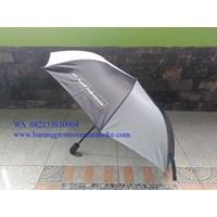 Payung lipat 2 rangka hitam 01